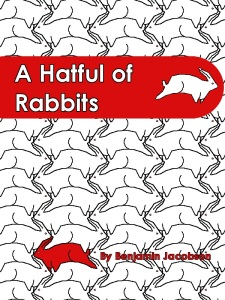 The Cover of A Hatful of Rabbits